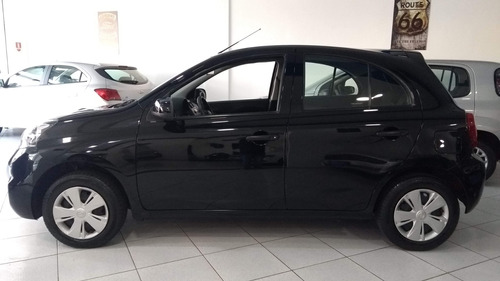 nissan march 1.0 12v s 5p 2018 / 2019