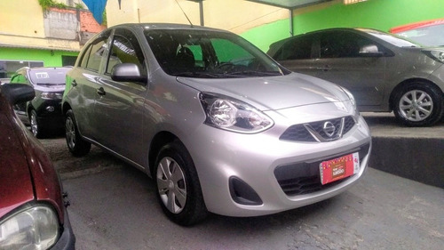 nissan march 1.0 12v s 5p ano 2017