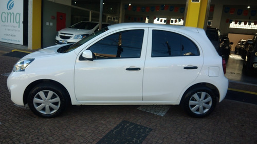 nissan march 1.0 12v s 5p completo 2018