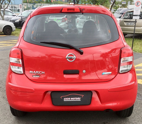 nissan march 1.0 2014