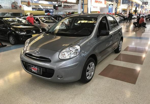 nissan march 1.0 4p