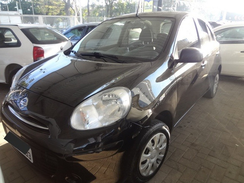 nissan march 1.0 5p