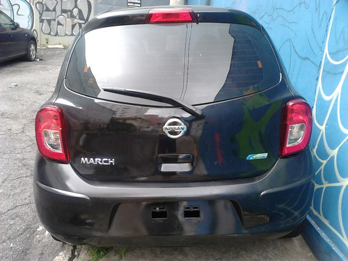 nissan march 1.0