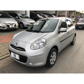 Nissan March 1.0 S - 2013