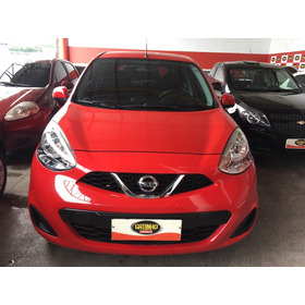 Nissan March 1.0 S 2014/2015 Completo