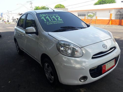 nissan march 1.0 s 4p