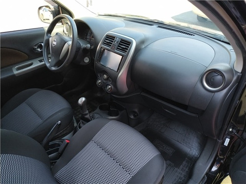 nissan march 1.0 s 5p