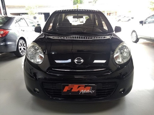 nissan march 1.0 s completo 2013