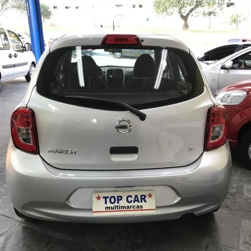 nissan march 1.0 sv 2017 - mensais de r$ 799,00