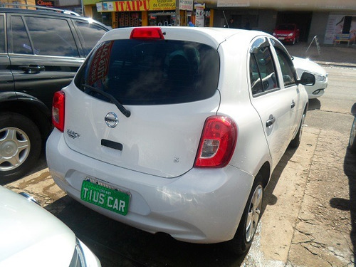 nissan march 1.0s 2016