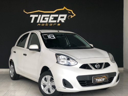 nissan march 1.0s 2018 - 40.000km