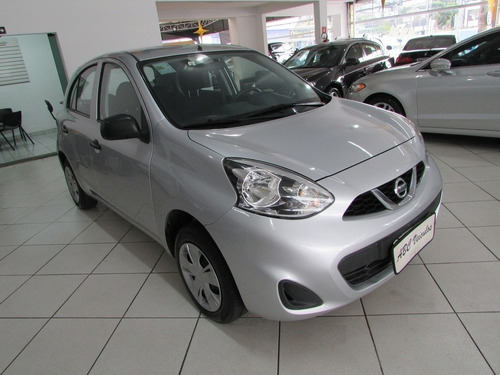 nissan march 1.6 16v s 5p