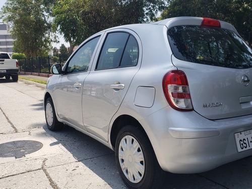 nissan  march 1.6 5p 4x2  sedan