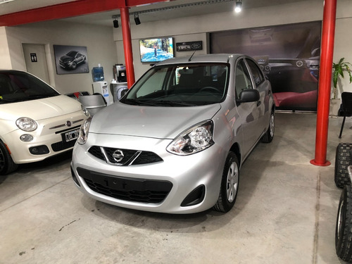 nissan march 1.6 active 0km
