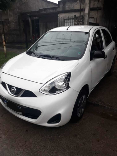 nissan march 1.6 active 107cv 2017