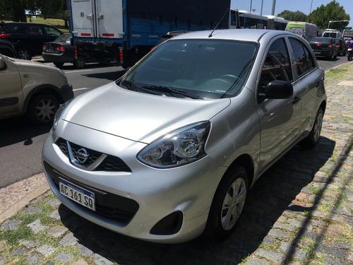nissan march 1.6 active 107cv 2017 guimarey autos