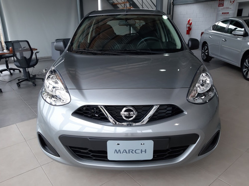 nissan march 1.6 active 107cv 2020