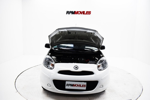 nissan march 1.6 active 107cv may14 2016 rpm moviles