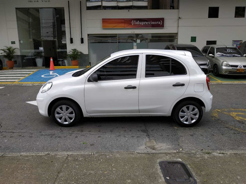 nissan march 1.6 active