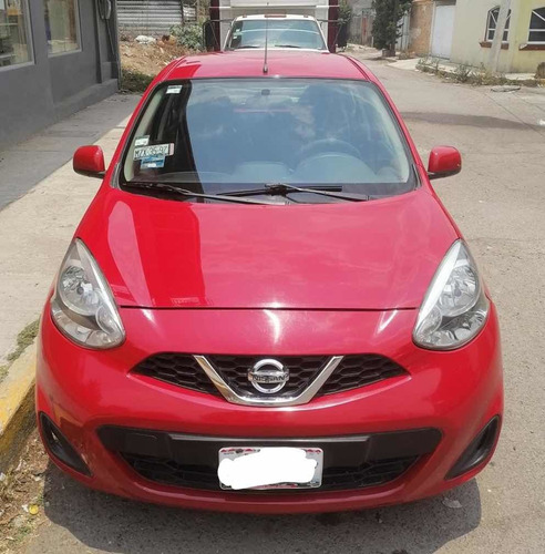 nissan march 1.6 active aire ac mt 2017