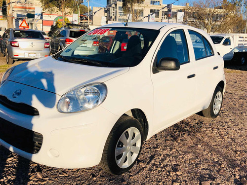 nissan march 1.6 active aire ac mt 2018