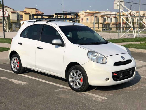 nissan march 1.6 active cargo aire ac mt 2016
