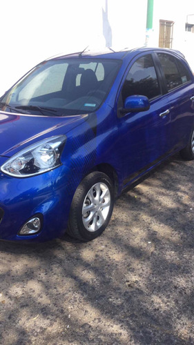 nissan march 1.6 active cargo aire ac mt 2018