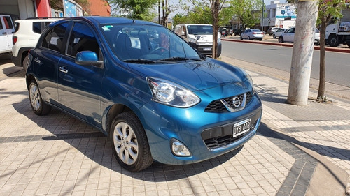 nissan march 1.6 advance 107cv may14 2015