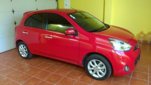 nissan march 1.6 advance at 2017