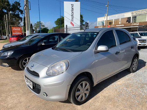 nissan march 1.6 advance full  2012 pto/fcio 48 cuotas!
