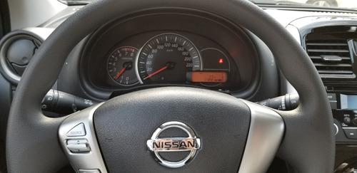 nissan march 1.6 advance media tech 107cv 0 km patentado