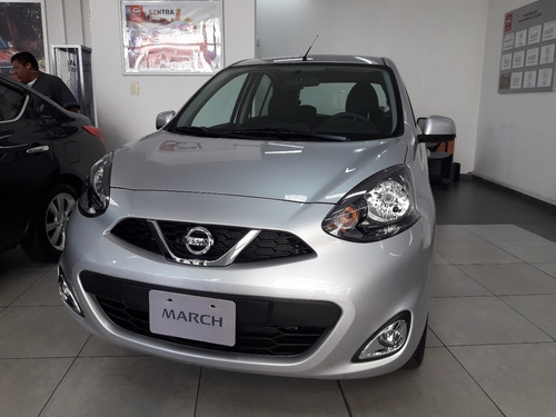 nissan march 1.6 advance media tech 107cv 0km