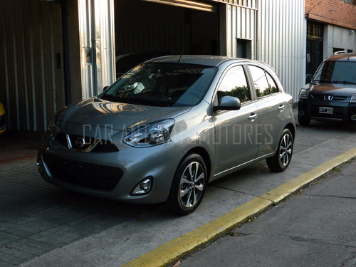 nissan march 1.6 advance media tech 107cv /// 2018 - 0km