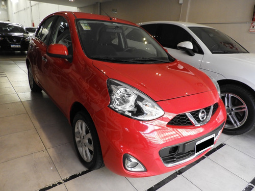 nissan march 1.6 advance media tech 107cv
