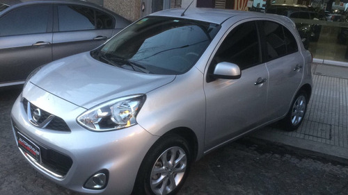 nissan march 1.6 advance media tech 107cv nuevoo!!!!