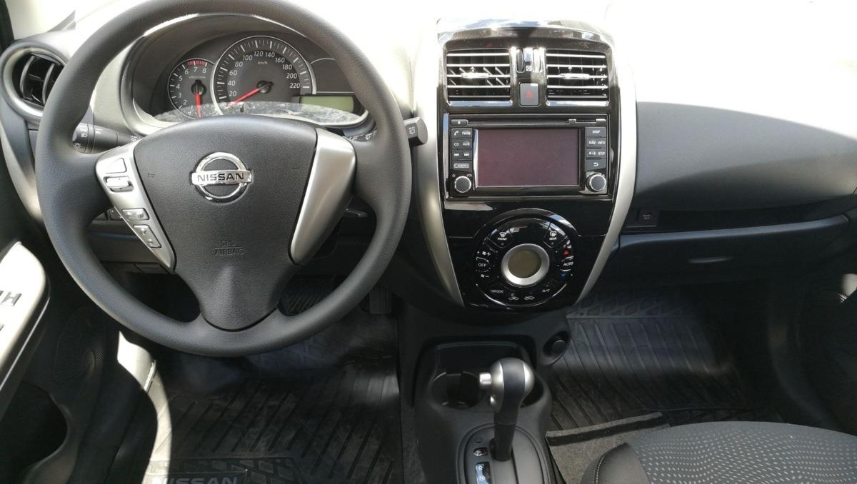Nissan March 1.6 Advance Media Tech 2019 0 Km Automatico ...