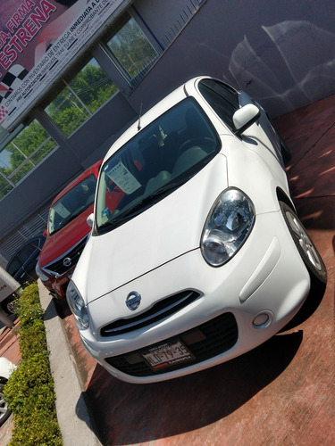nissan march 1.6 advance mt 2012