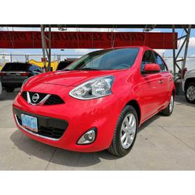 Nissan March 1.6 Advance Mt 2015