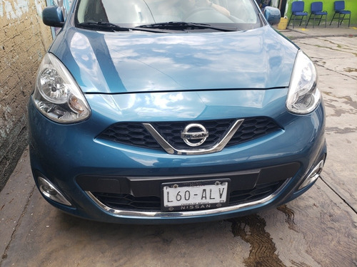 nissan march 1.6 advance mt 2017