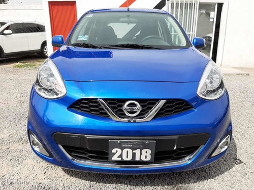 nissan march 1.6 advance mt 2018