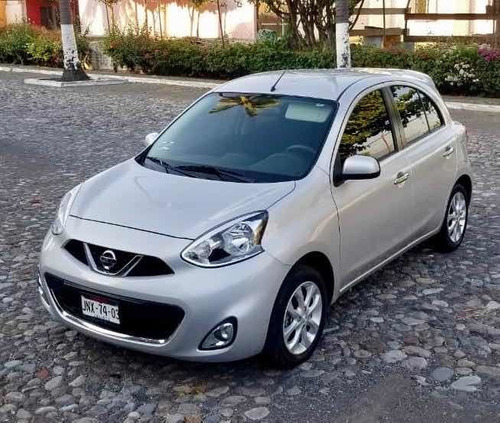 nissan march 1.6 advance navi at 2018