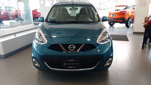 nissan march 1.6 advance navi at