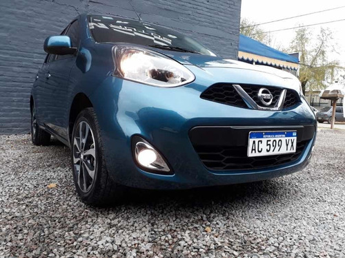 nissan march 1.6 advance pure drive mod 2018 impecable!!!