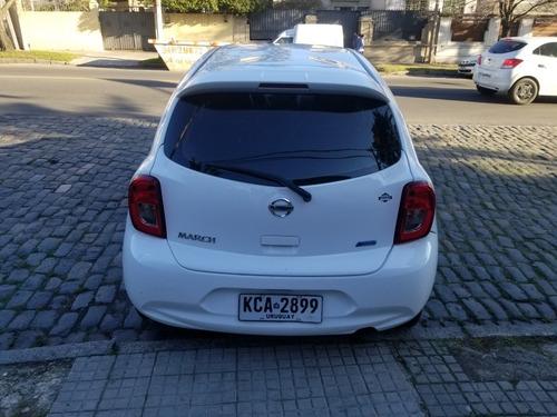 nissan march 1.6 drive mt 2012