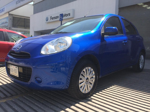 nissan march 1.6 drive mt 2013