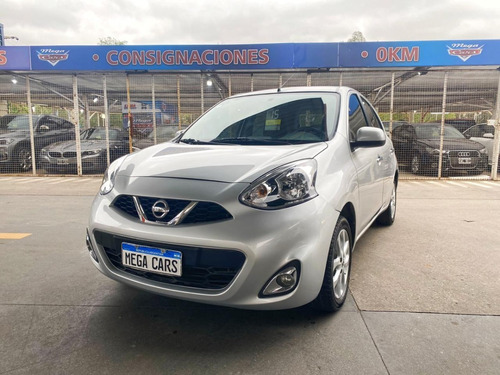 nissan march 1.6 media tech pure drive mt 2015