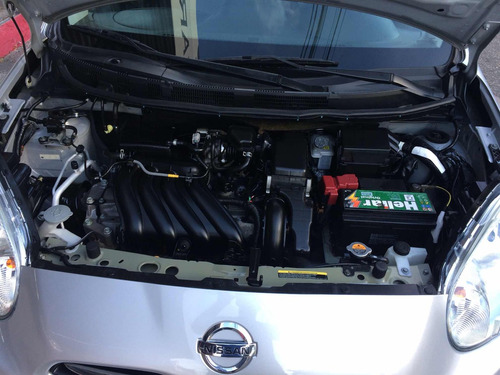nissan march 1.6 rio 5p 2013