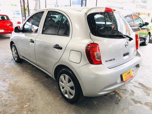 nissan march 1.6 s 2016