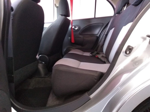 nissan march  1.6  s (flex) - completo