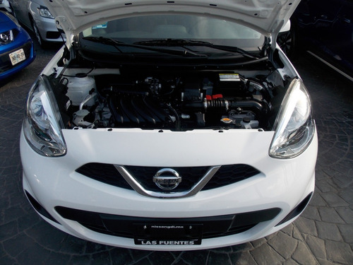 nissan march 1.6 sense at